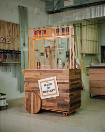 34Made For Bulleit x Wood Deed